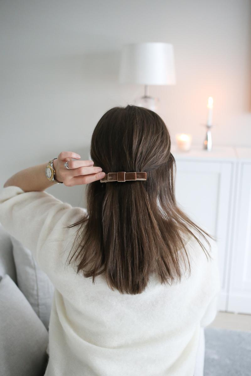 Homevialaura, hiukset