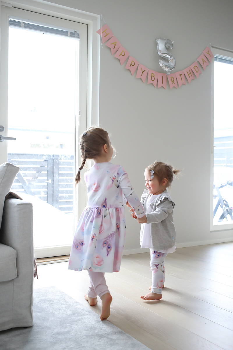 Homevialaura, Pop & Co Helsinki, lastenvaatteet