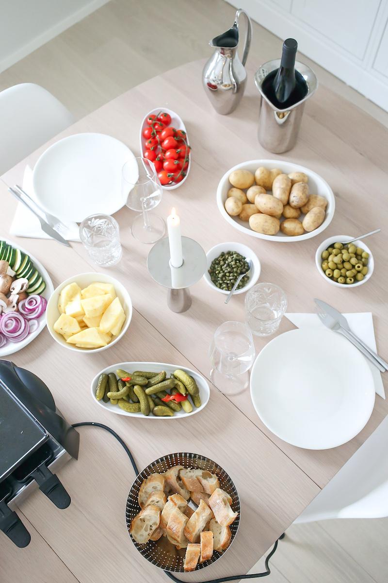 Homevialaura, raclette