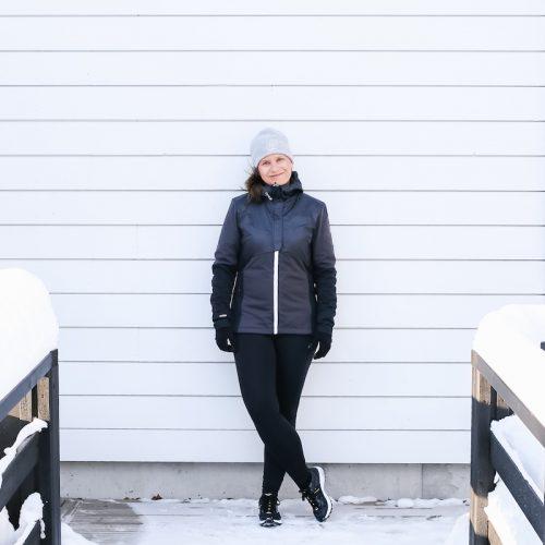Talvijuoksuvaatteet