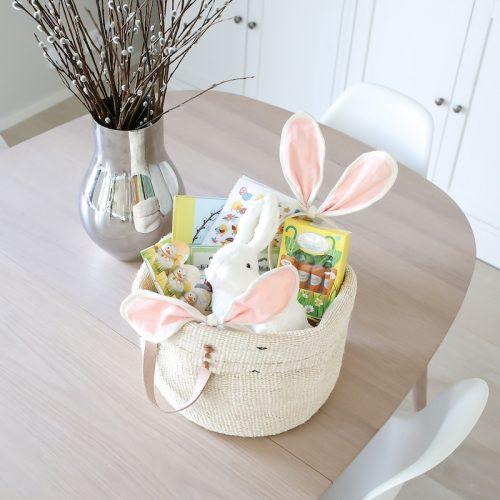 Easter Basket –pääsiäiskori lapsille