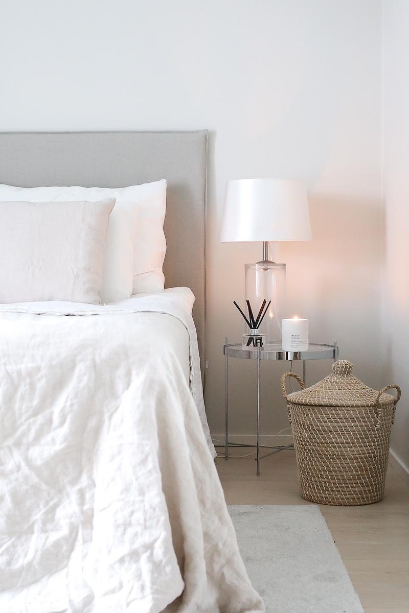 Homevialaura, makuuhuone
