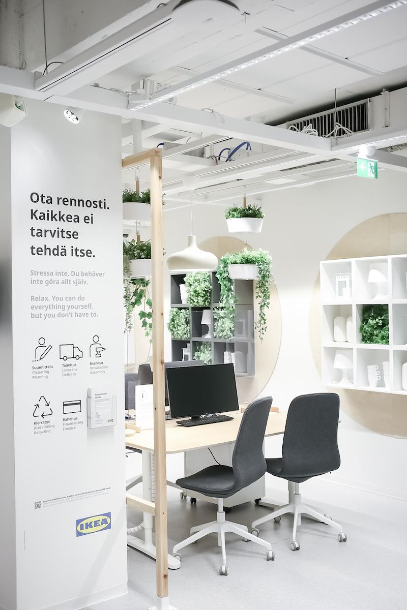 Homevialaura, Ikea Suunnittelustudio Mansku