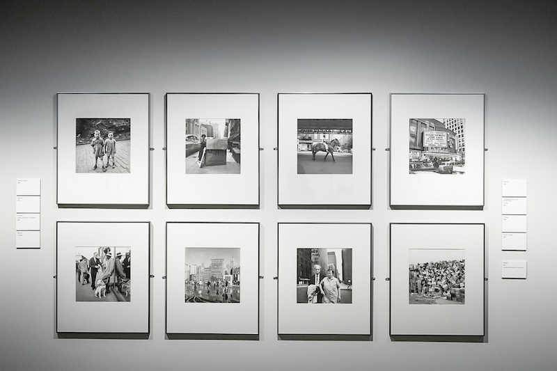 Homevialaura, Suomen Valokuvataiteen Museo, K1, Kämp Galleria, Vivian Maier
