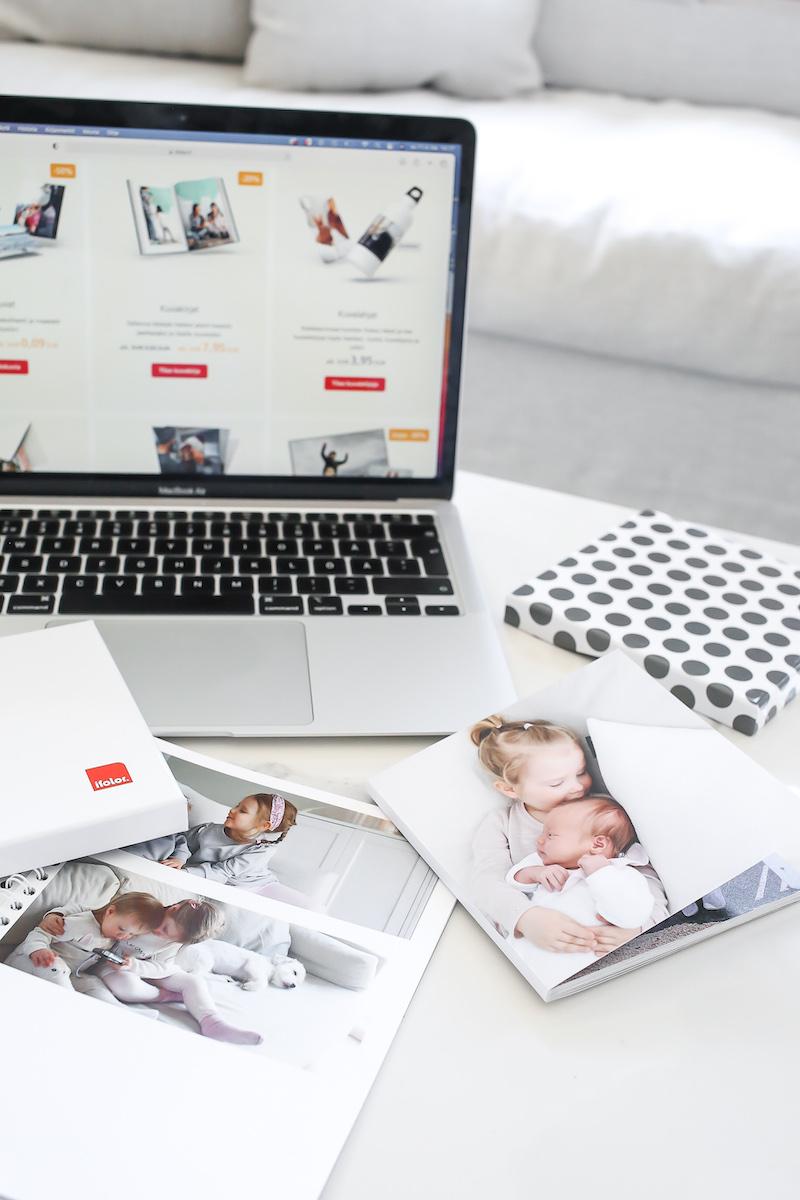Homevialaura, valokuvien järjestäminen, valokuvien kehittäminen, valokuvien säilyttäminen, ifolor