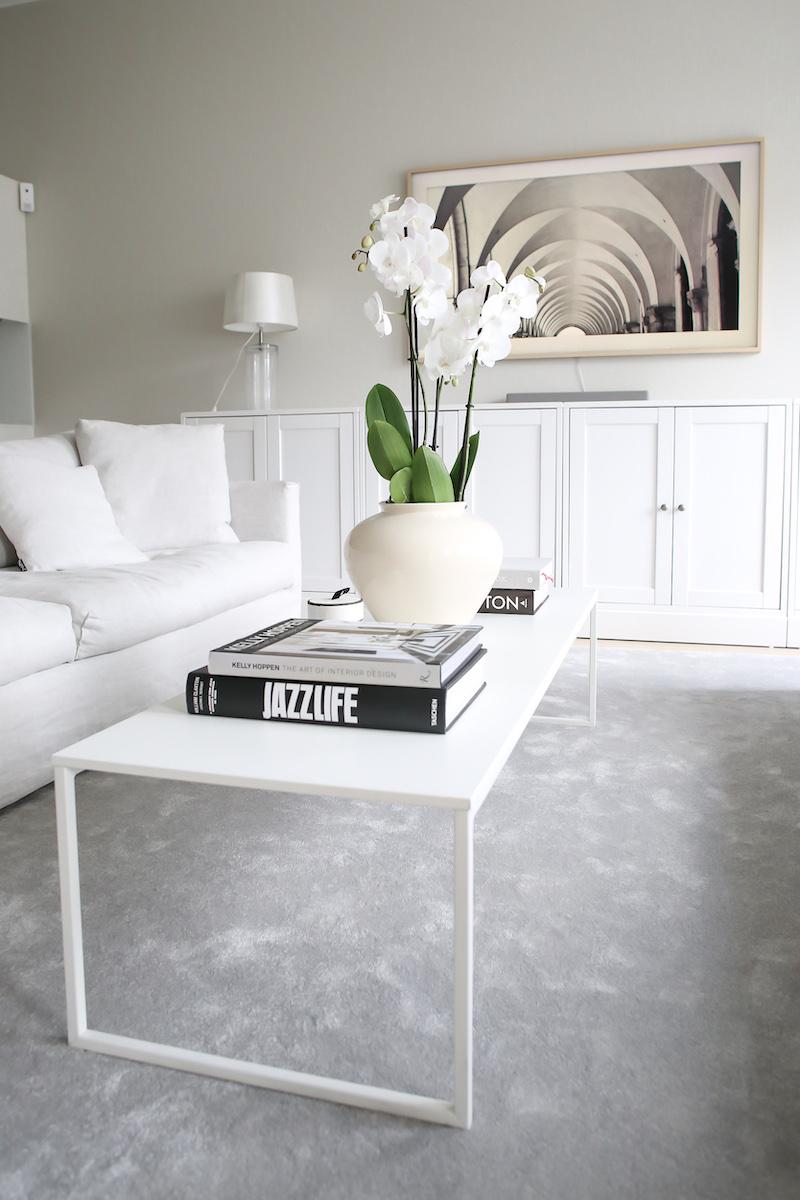 Homevialaura, Boconcept Lugo, valkoinen moderni sohvapöytä, olohuone