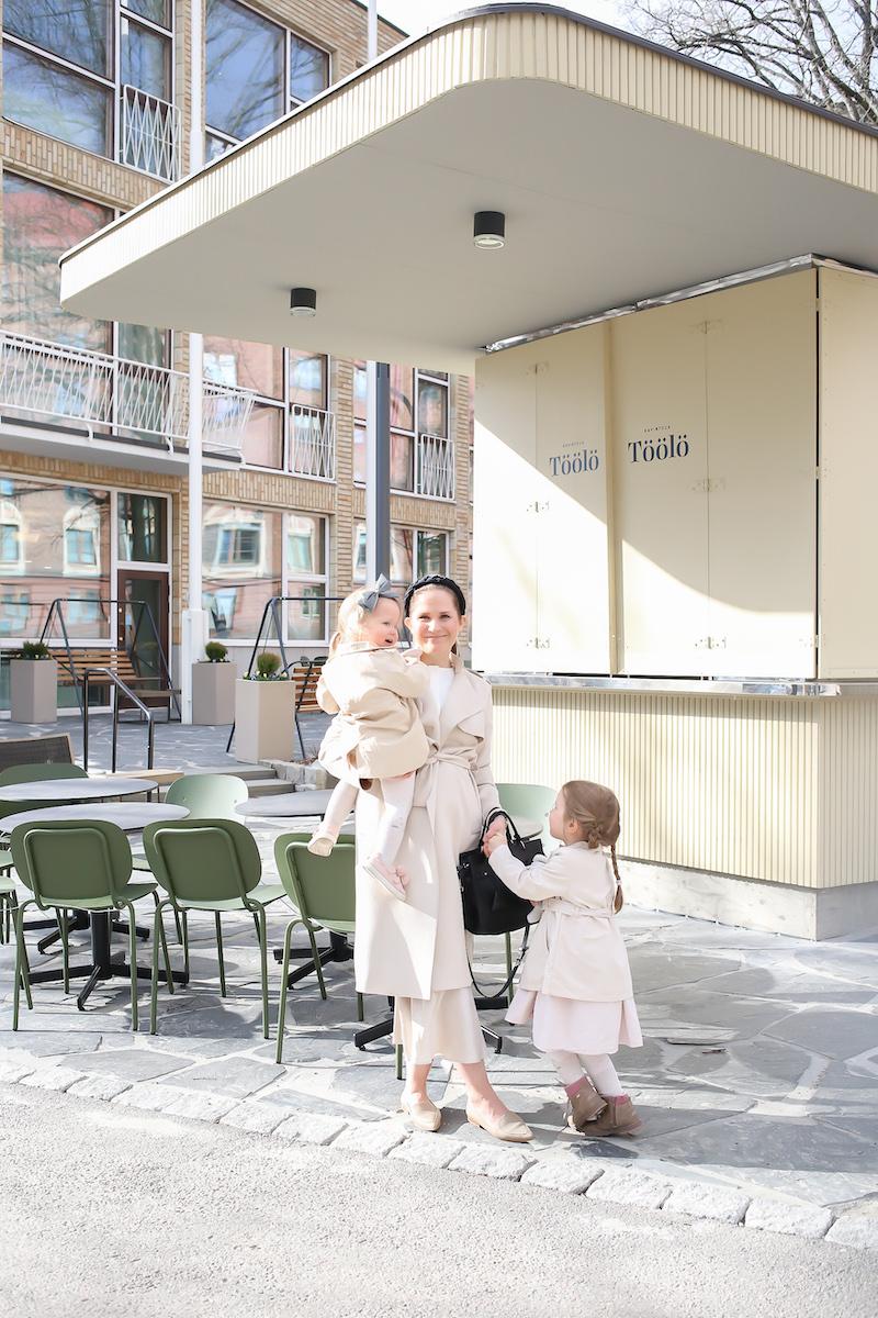 Ravintola Töölö –perheystävällinen ravintola kesäterassilla