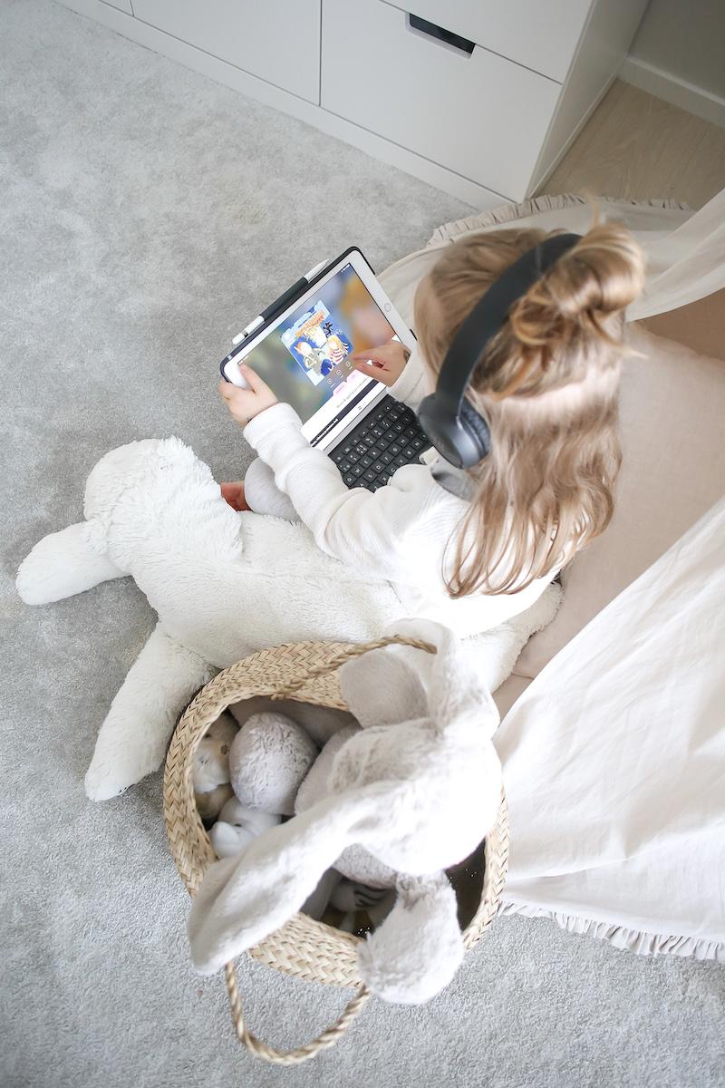 Homevialaura, BookBeat, lasten äänikirjat